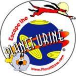 planet urine logo